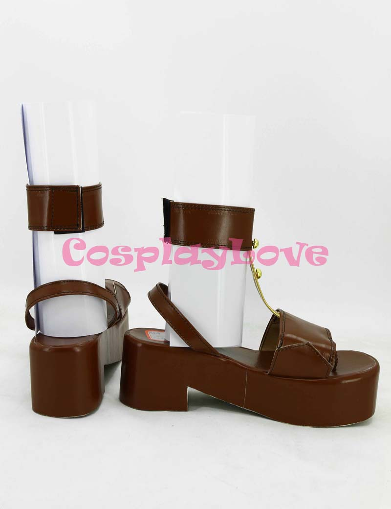 cd83a400a50 Custom Made Japanese Anime Fire Emblem Hilda Cosplay Boots Shoes For Halloween  Christmas-in Shoes from Novelty   Special Use on Aliexpress.com