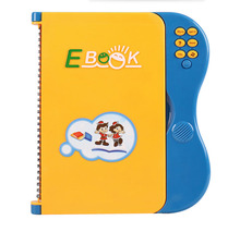 Children touch screen  Reading book  English E-Book Baby Early Education Machine 3-6 Years Old learn Knowledge for kids learning все цены
