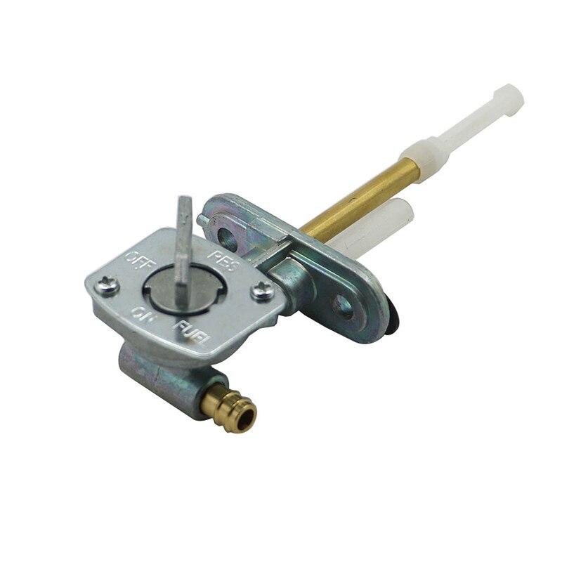 On / Off Fuel Tap Valve Tank Gas Switch Pump For Suzuki LT80 LTZ400 Z400 LTZ250 LTF300 KLF300 Yamaha YFM 200 225 250 350 400 450