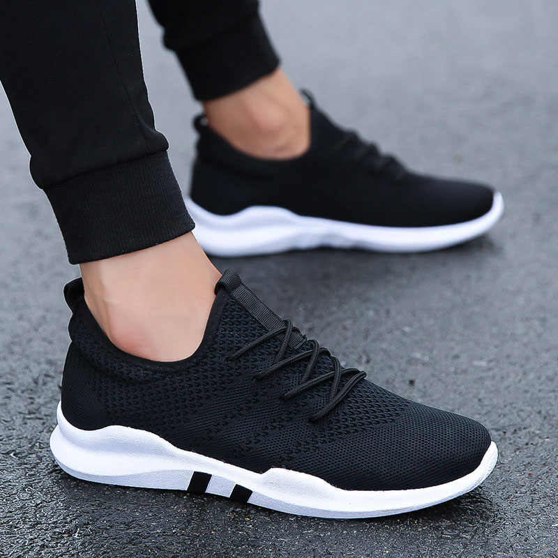 2bc57cb2e88 Bomlight Sneakers Men Vulcanize Shoes 2019 Breathable Striped Men Outdoor  Male Trainers Shoes Men Zapatos De