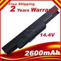 14,4 В A41-K53 батарея для ASUS X54HR X54C X54H A54C X54HY A54H series