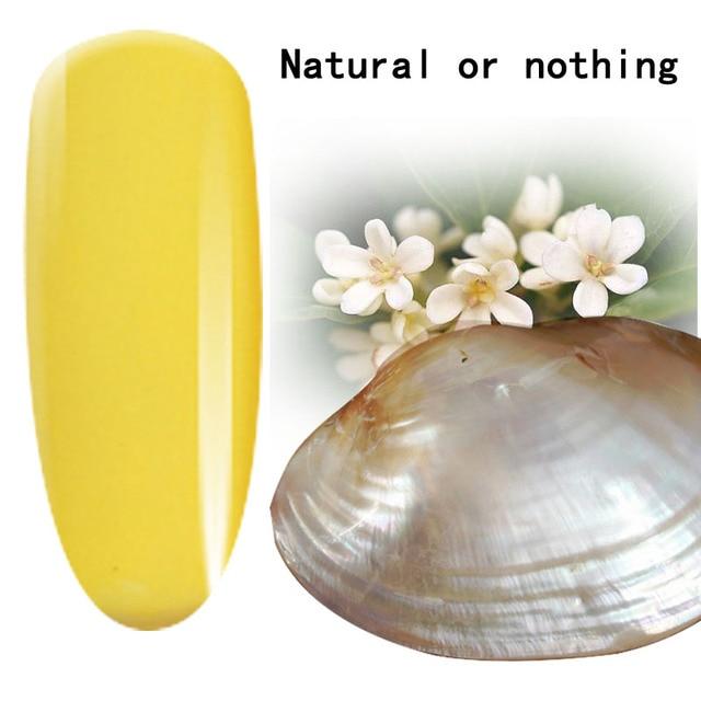 TREEINSIDE натуральный чистый Здоровый бренд-Османтуса извлеченные ногтей гель для ногтей необходимо уф светодиодная лампа вылечить зеленый сейф здоровый