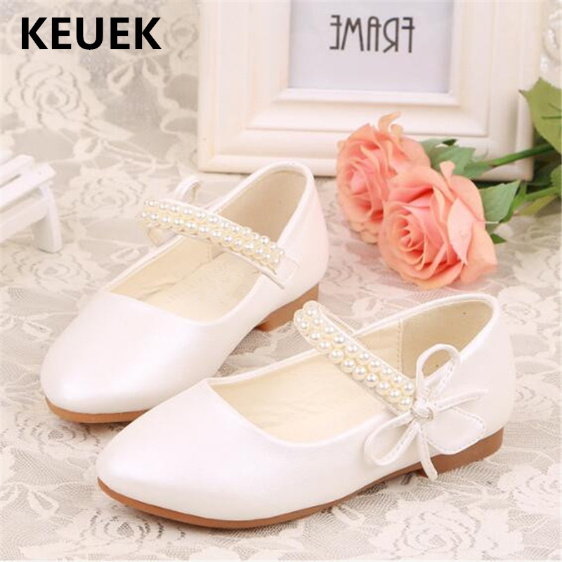 New Spring/Autumn Girls Leather Shoes Child Fashion pearl White Dance Party Moccasins Toddler Shoes Baby Kids Pink 04New Spring/Autumn Girls Leather Shoes Child Fashion pearl White Dance Party Moccasins Toddler Shoes Baby Kids Pink 04