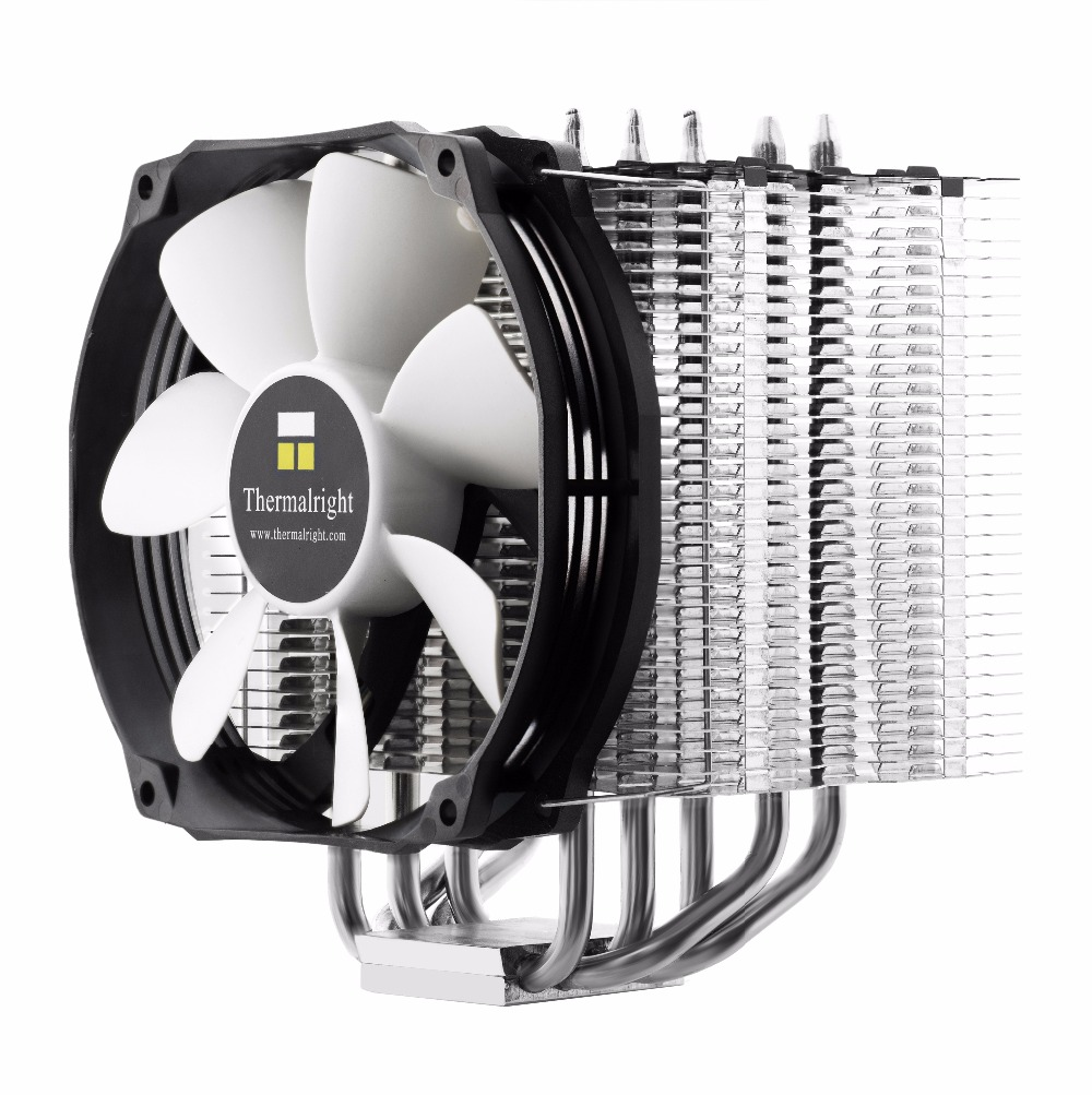 Thermalright Macho120 SBM computer Coolers AMD Intel CPU HEATSINK/Cooling LGA 775 2011 2066 1366 AM3 AM4 FM2 FM1 Radiator/fan 1 5u server cpu cooler computer radiator copper heatsink for intel 1366 1356 active cooling