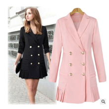 Spring and Autumn new Slim gold velvet small suit jacket female leisure