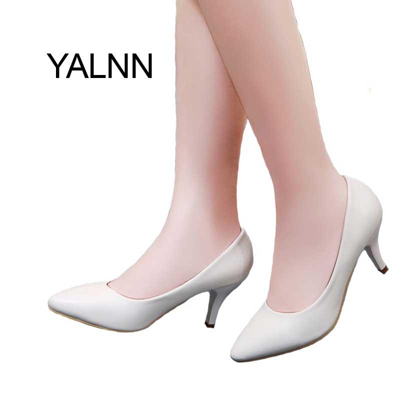 Online Get Cheap Womens White Shoes Heels -Aliexpress.com ...