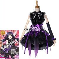 Love Live School Idol Project Tojo Nozomi Arcade Game III Shirt Vest Suit Dress Uniform Outfit