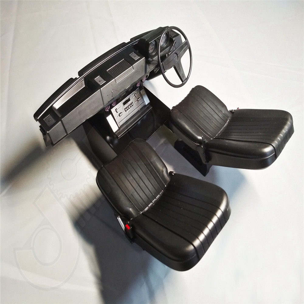Universal 1 10 Scale Interior Set for Classic Range Rover Hard Body Traxxas trx 4 scx10