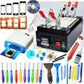 for iPhone 6 Mobile phone 7 Inch Touch Glass LCD Screen Separator Repair Kit machine /Seperator to Repair /+UV lamp+ Loc Glue