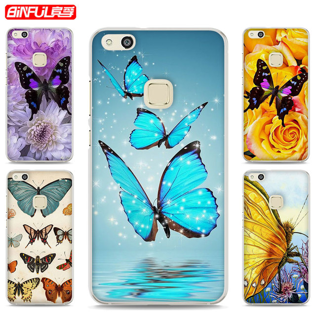 Binful Hot Sale Spring Flowers And Butterflies Style Hard