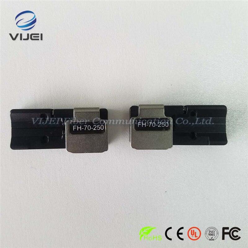 1 Pair Fujikura FH-70-250 Fiber holder for FSM-70R 70R+ 19R+ 12R FSM-70S FSM-70S+ 62S+ 19S+ FSM-41S 38S Fiber fusion splicer1 Pair Fujikura FH-70-250 Fiber holder for FSM-70R 70R+ 19R+ 12R FSM-70S FSM-70S+ 62S+ 19S+ FSM-41S 38S Fiber fusion splicer
