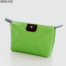1 PCS Multi-colors Woman cosmetic bag storage bag Fashion Lady Travel Cosmetic Pouch Bags Clutch Storage Makeup organizer Bag