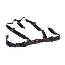 3-х уровневый ремень безопасности с мягкой подушкой для ремня безопасности 150cc-250cc Go Kart бритвы RZR ATV UTV Багги Go Kart багги картинг канди