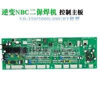 NBC 350/500 Two Welding Machine Control Panel 315 Gas Shielded Welder Circuit Board Inverter Welding Machine Motherboard