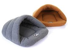 HERMOSO-saco de dormir para perro, cama cálida para gato, casa para perro, esterilla suave para mascotas