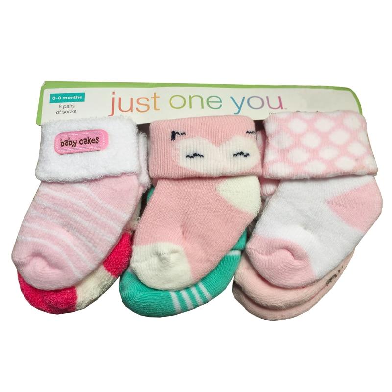 ₪6 par/lote 0-12 meses bebé recién nacido del muchacho y la muchacha ...