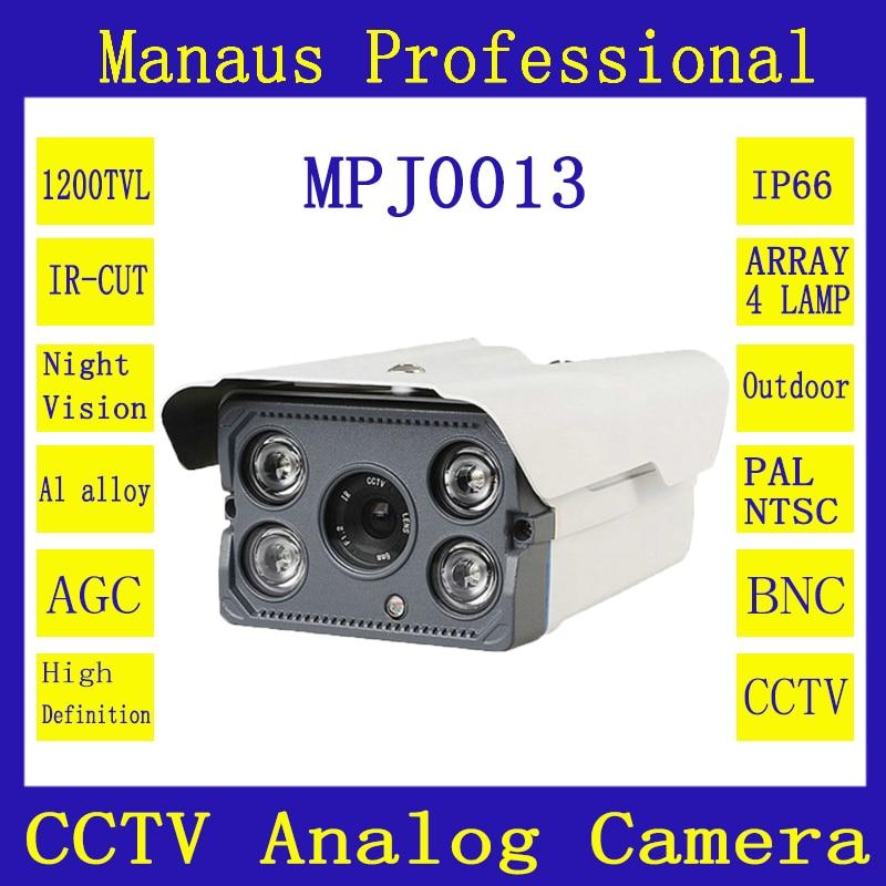 autentica SONY 1200 linha HD IR Night Vision Outdoor cameras de vigilancia Seguranca Waterproof camera 4/6/8/12 / 16mm J13a brother innov is 90e page 1