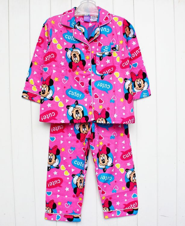 Online Get Cheap Girls Flannel Pjs -Aliexpress.com | Alibaba Group