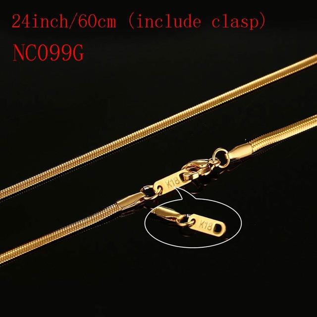 Vnox 24inch Goldcolor Chain...