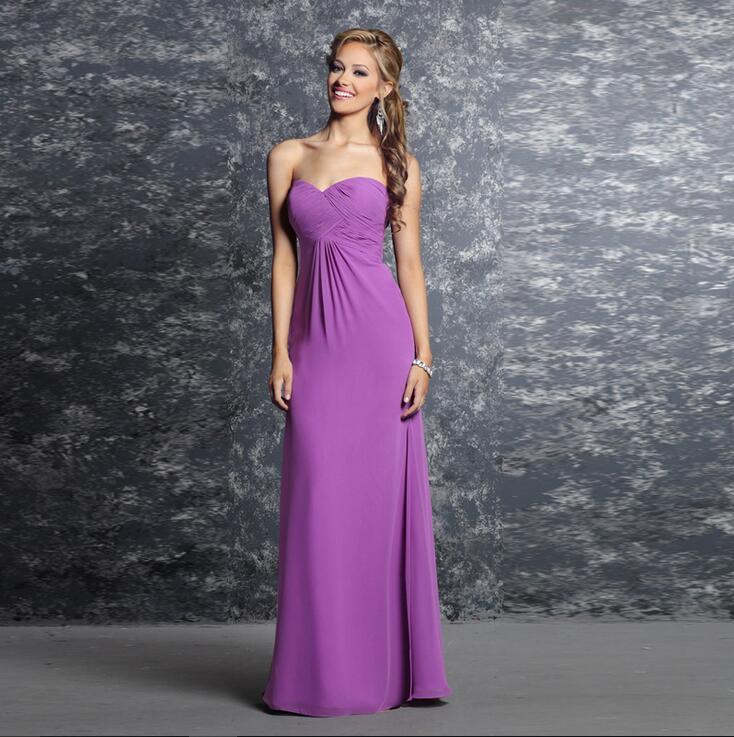 Asombroso Vestidos De Dama De Encargo Viñeta - Vestido de Novia Para ...