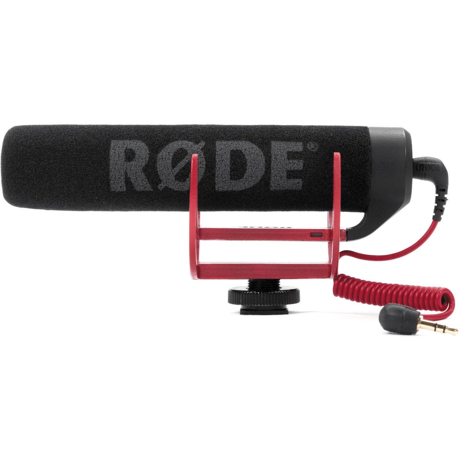 VideoMic Go Video On Camera Shoe Mount Rycote Lyre Onboard Microphone Mic shot gun for canon nikon sony dslr dv camera цена 2017