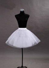 Blanco Negro COS de Limpieza Enagua Ballet Falda de Crinolina Enaguas Novia Accesorios de Boda Enaguas de La Enagua Slip Chemise 0331