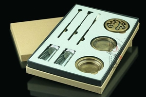 Image 2 - Pinny高品質セット銅香バーナーファイン香炉ツールボックスギフトや工芸家の装飾線香立てアロマ炉