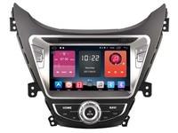 Android CAR Audio DVD Player FOR HYUNDAI ELANTRA 2012 Gps Car Multimedia Head Device Unit Receiver