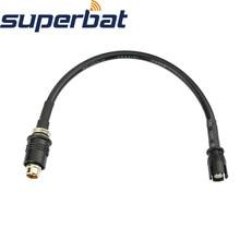 Superbat Adattatore di Antenna RAKU RAST 2 RAST II   COMA Utilizzato per FIAT 500 Punto Panda Antenna Cavo di 160 centimetri