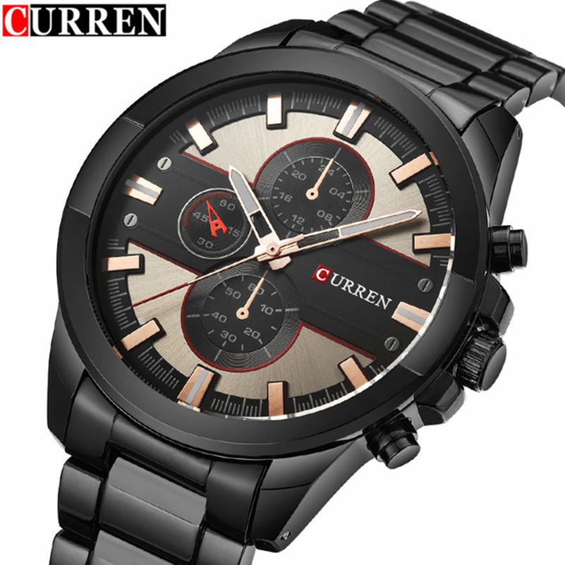 CURREN 8274 Quartz Man Watch Men Watches Top Brand Luxury Stainless Steel Men Male Clock Wristwatch Hodinky Sport Clock Dropship mens watch top luxury brand fashion hollow clock male casual sport wristwatch men pirate skull style quartz watch reloj homber
