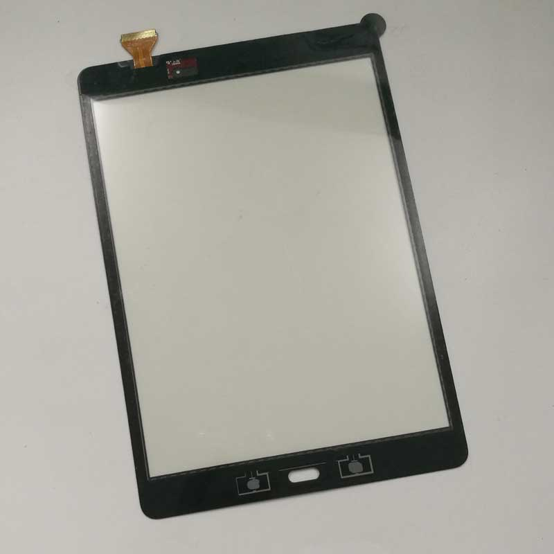 For Samsung Galaxy Tab A 9.7 SM-T550 T550 T551 T555 Digitizer Touch Screen Panel Sensor Glass Replacement