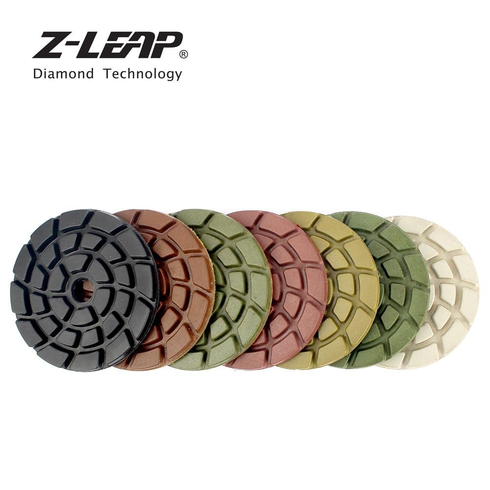 """Dry or Wet Use 3/"""" Diamond Floor Disc//Discs 3500# for Concrete//Terrazzo"""