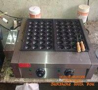 Осьминог фрикадельки машина двойная электрическая плита рыбные шарики печи takoyaki тарелка рыба шар чайник электрический понимаешь машина гр