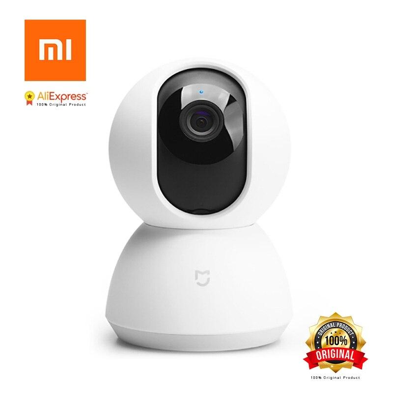 MIJIA Xiaomi D'origine Smart Vidéo Caméra MJSXJ01CM 360 Panoramique Détection IR Nuit Vision 720 P Résolution PTZ Version