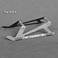 Tarot New loại Carbon Fiber Landing Skid Cho Trex 450 PRO DFC Máy Bay Trực Thăng
