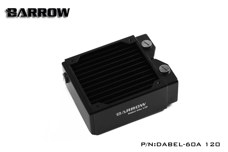 Barrow Dabel-60a Dabel 120mm 60mm Height Copper Radiator Water Cooling