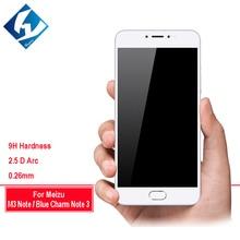 10 ШТ./ЛОТ 5.5 дюймов Полный Стекла Протектор Для Meizu M3 Note/Meizu Blue Charm Note3 Полноэкранного Закаленное Защитное Стекло Пленка