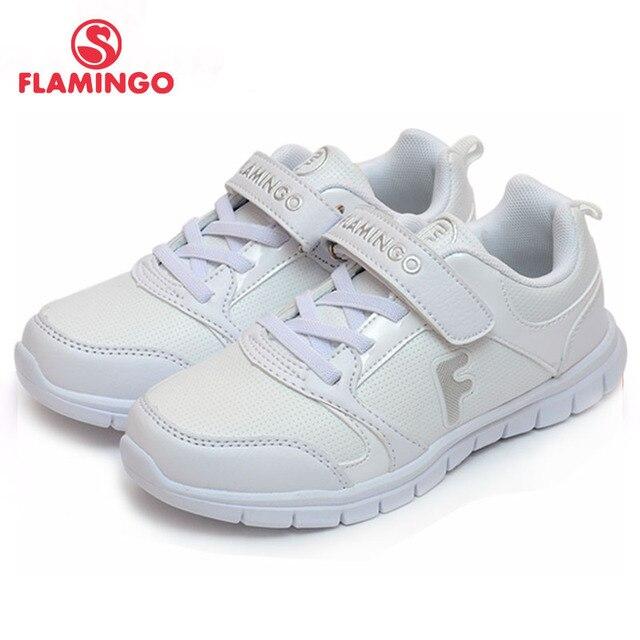 Flamingo россии известный бренд 2016 новых прибытия весенние дети спорт shoes детей способа высокого качества кроссовки 61-nk115/nk116