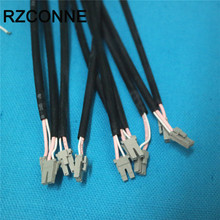 50pcs CCFL Lamps Wire Cable 60cm with 2pin Connector Support 8  19 inch LCD Laptop