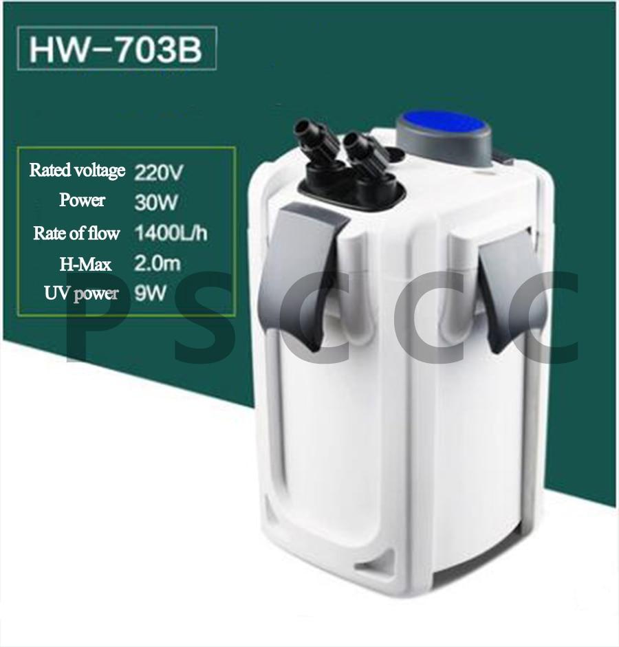 Aquarium external fish tank filter 1000l h - Aquarium Fish Tank External Filter Ef 1 1000l H Sunsun Hw 703b Fish External Tank