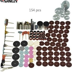154pcs/ Engraver Abrasive Tool