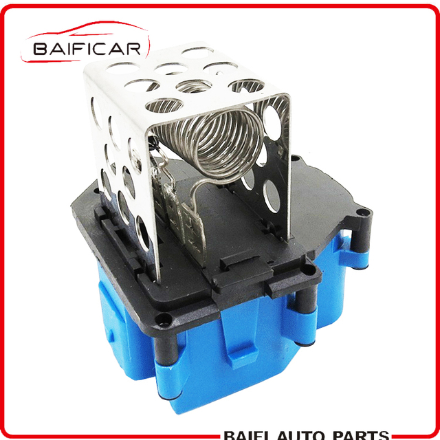 US $15 98 |Brand New Genuine Radiator Heater Motor Relay Blower Resistor  1308 CP 9662240180 For Peugeot 307 308 5008 1 9TD 2 0TD-in Car Switches &