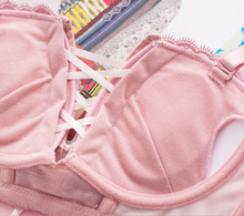 Japanese Style Bandage Push Up Bra Set
