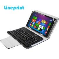Jivan Bluetooth Keyboard Case For 10 1 Inch Carbaystar T805c Tablet PC For Carbaystar T805c Tablet