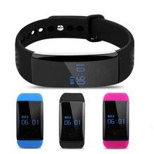 S1 Сердечного ритма и Кислорода В Крови Монитор Bluetooth Браслет Спорт Фитнес Tracker Смарт Часы Сна Монитор Смарт-Браслеты