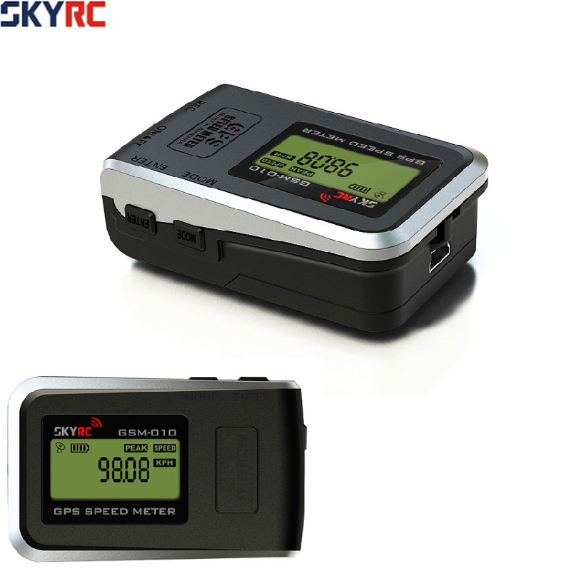 SKYRC GPS Speed Meter SK 500002 High Precision GPS Speedometer for RC drones FPV Multirotor Quadcopter