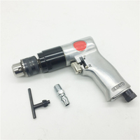 3 8 Pneumatic Air Powered Reversible Power Drill Compressor Automotive Tool