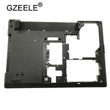 GZEELE Nuovo per Lenovo Thinkpad L440 Fondo Coperchio Della Base Inferiore Caso 04X4827 04X4829 60.4LG15.002 Nero