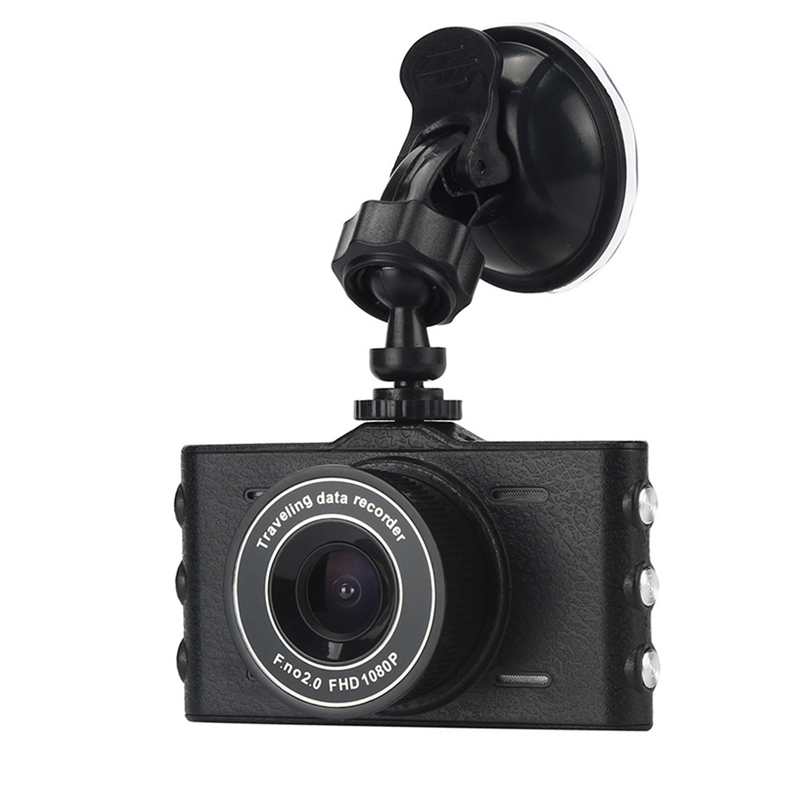 H-7 Full HD 1080P Car DVR Vehicle Camera Video Recorder Cam With 3.0 Inch Screen Futural Digital JULL17
