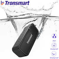 Tronsmart Force Bluetooth Speaker 40W Portable Speaker IPX7 Waterproof 15H Playtime with Subwoofer,NFC,TWS,Voice Assistant